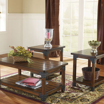 Best Wood Coffee Table Set Products on Wanelo