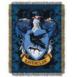 Harry Potter Ravenclaw Crest  Woven Tapestry Throw (48inx60in)