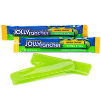 Jolly Rancher Candy Stix - Apple: 36-Piece Box