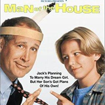 Chevy Chase & Farrah Fawcett & James Orr & Jamie Anderson-Man Of The House