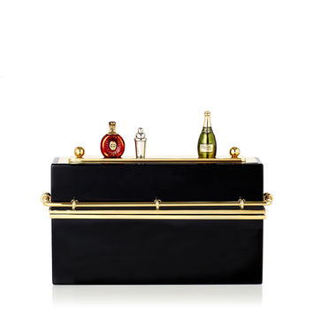 Charlotte Olympia New Women's Designer Clutch Bags | Charlotte Olympia - MINI BAR