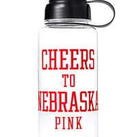 University of Nebraska Water Bottle - PINK - Victoria's Secret