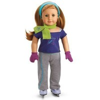 American Girl Mia's Practice Outfit