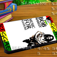 Bob Marley Vintage For iphone 4 iphone 5 samsung galaxy s4 / s3 / s2 Case Or Cover Phone.