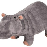 "10"" Hippopotamus Hippo Stuffed Animal Plush Floppy Zoo Species Collection"