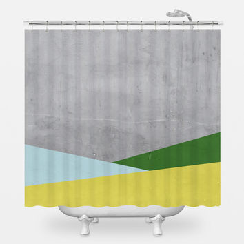 Sunrises Shower Curtain