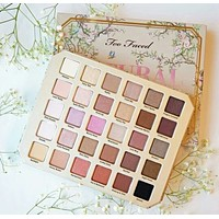 Too Faced 2017 Natural Love 30 color eye shadow