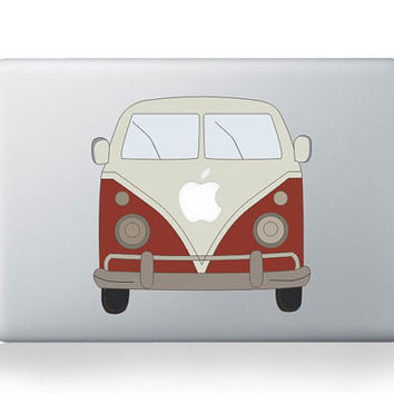 Busdecals mac sticker mac macbook decal mac decal by AppleParadise