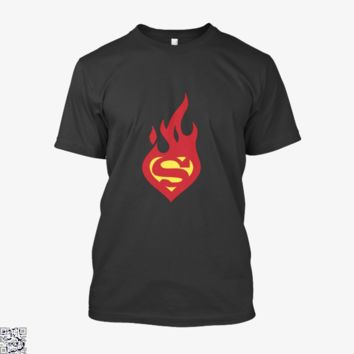Super Fire, Superman Shirt