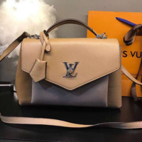 LV the latest portable satchel bag shoulder bag handbag