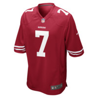 Nike NFL San Francisco 49ers (Colin Kaepernick) Men's Football Home Game Jersey