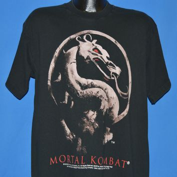 90s Mortal Kombat Movie 1995 Midway t-shirt Extra Large