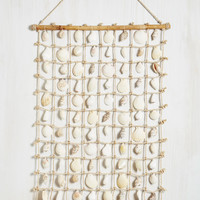 Cast a Shell Wall Decor | Mod Retro Vintage Decor Accessories | ModCloth.com