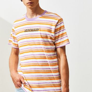 Visionary Striped T-Shirt | PacSun