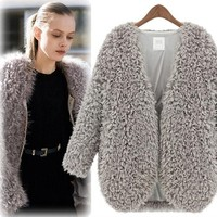 2015 Autumn Winter Jacket Slim Warm Women Coat Cardigan Short Jacket Long Sleeve Outwear Tops Jackets For Women wj379 -in Basic Jackets from Women's Clothing & Accessories on Aliexpress.com | Alibaba Group