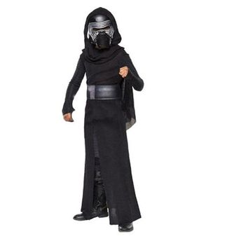 DCCKH6B Boys Star Wars Kylo Ren Costume The Force Awakens For Children Festival Carnival Cosplay Fancy Dress Supplies
