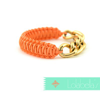 Lolabellas Bangle - Peachy