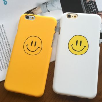 Lovely smile Phone Case Cover for Apple iPhone 7 7 Plus 5S 5 SE 6 6S 6 Plus 6S Plus + Nice gift box! LJ161005-005