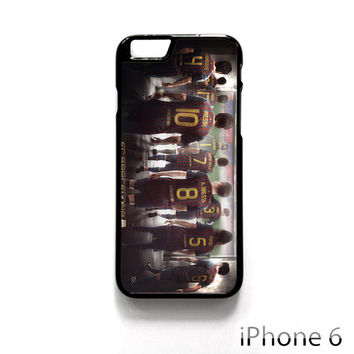 FC barcelona wallpaper for Iphone 4/4S Iphone 5/5S/5C Iphone 6/6S/6S Plus/6 Plus Phone case