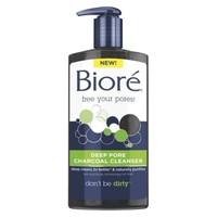 Biore Deep Charcoal Cleanser - 6.7 oz