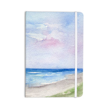 "Rosie Brown ""Wet Sand"" Beach View Everything Notebook"