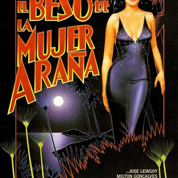 Kiss of the Spider Woman (Spanish) 11x17 Movie Poster (1985)