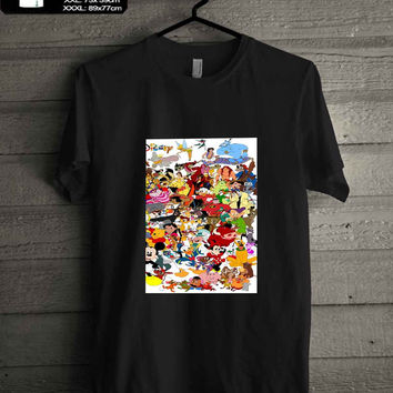 disney character T-SHIRT FOR MAN SHIRT,WOMEN SHIRT **