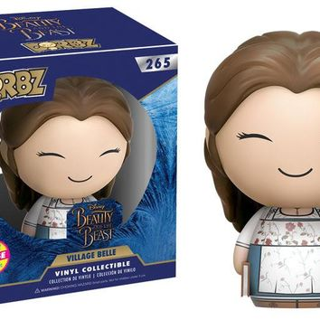 Beauty and the Beast Live Action Village Belle CHASE Dorbz Vinyl Figure