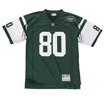 Wayne Chrebet New York Jets Men's Nfl Mitchell & Ness Premier Green Jersey