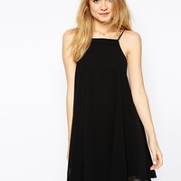 Pull&Bear Halter Neck Dress