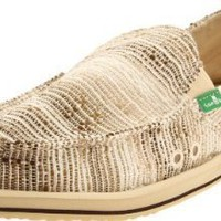Sanuk Women's Laurel Sidewalk Surfer Slip-On