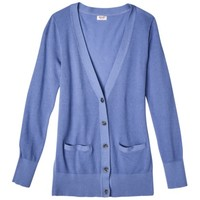 Mossimo Supply Co. Juniors Textured Boyfriend Cardigan - Assorted Colors