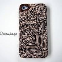 Thai Pattern - iPhone 4 Case , iPhone 4s Case ,  iPhone Case, iPhone Cover