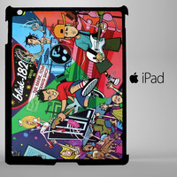 Blink 182 Punk Rock Band iPad 2, iPad 3, iPad 4, iPad Mini and iPad Air Cases