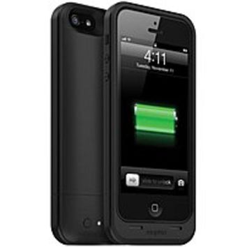 Mophie Juice Pack Air 2105_jpa-ip5-blk External Battery Charging Case for Apple iPhone 5 - Black