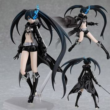 Anime Black Rock Shooter HEIY Figma SP012 PVC Action Figure Collectible Model Toy 15CM KT421