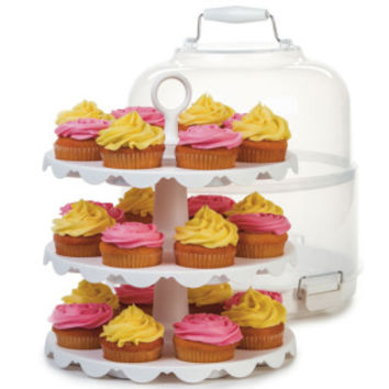 Cupcake Carrier & Display