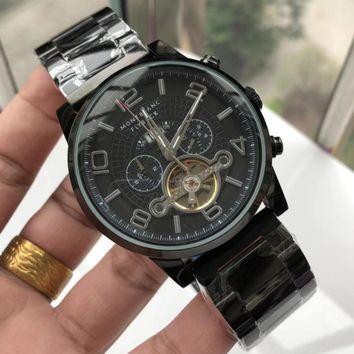 Montblanc Men Fashion Mechanics Watches Wrist Watch