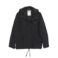 HUF Hooded Deck Jacket / Shop Super Street