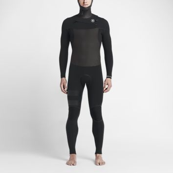 Hurley Phantom 403 Hooded Fullsuit Men's Wetsuit