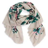 Burberry Floral Print Scarf | Nordstrom