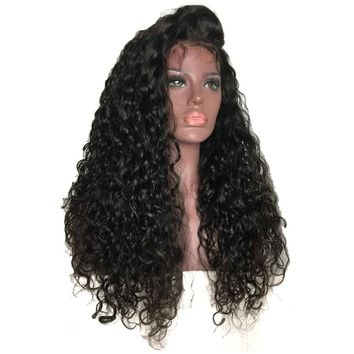 Full Density Lace Front Synthetic Wigs