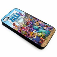 Monster Universtity | iPhone 4/4s 5 5s 5c 6 6+ Case | Samsung Galaxy s3 s4 s5 s6 Case |