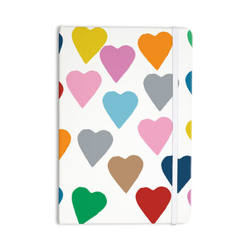 """Project M """"Colorful Hearts"""" Everything Notebook"""