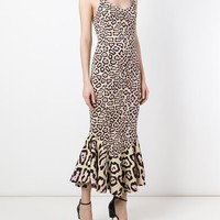 Givenchy Long Godet Hem Dress - D'aniello - Farfetch.com