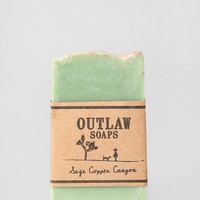 Outlaw Soaps Sage Copper Canyon - Urban Outfitters