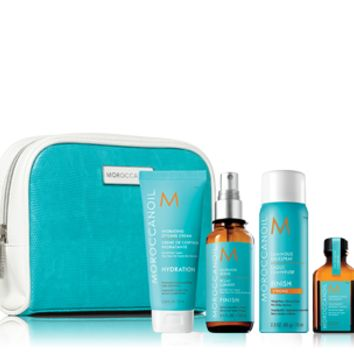 Moroccanoil Travel Essentials: Style Edition