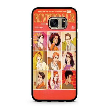 Riverdale One Shot Samsung Galaxy S7 Case