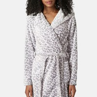 Women's Topshop Animal Pattern Burnout