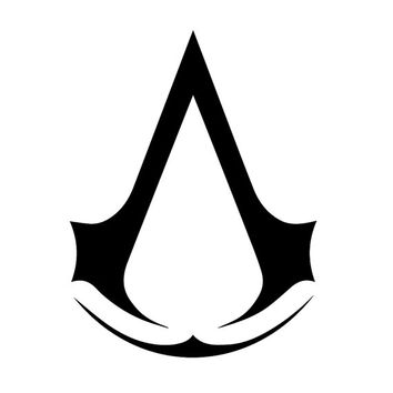 Assassins Creed decal sticker for Car Truck SUV Laptop in ANY COLOR
